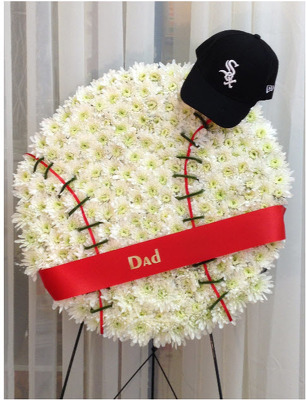 S148 Go Sox Go! from Fabbrini's Flowers in Hoffman Estates, IL