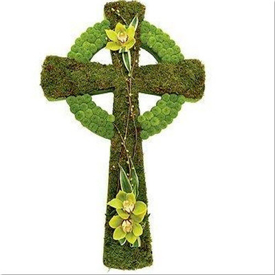 Celtic Cross S164 from Fabbrini's Flowers in Hoffman Estates, IL