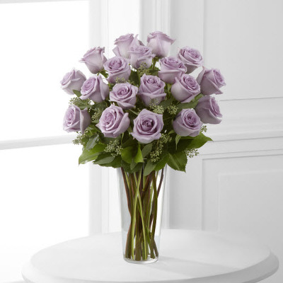 R805 Classy In Purple from Fabbrini's Flowers in Hoffman Estates, IL