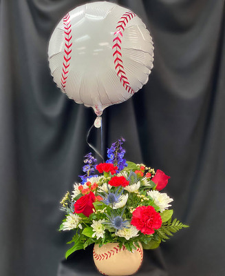 FD101 Hey Batter, Batter from Fabbrini's Flowers in Hoffman Estates, IL