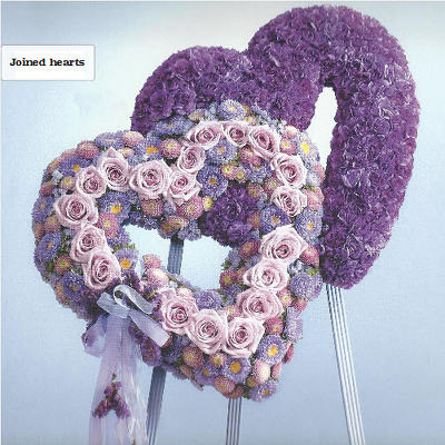Heart joined S165 from Fabbrini's Flowers in Hoffman Estates, IL