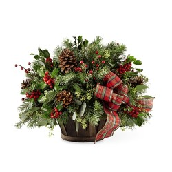 CH1068 Holiday Homecoming  from Fabbrini's Flowers in Hoffman Estates, IL