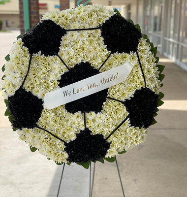 S160 Soccer Love from Fabbrini's Flowers in Hoffman Estates, IL