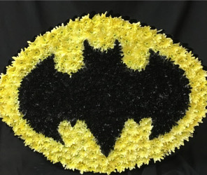 Batman Spray S162 from Fabbrini's Flowers in Hoffman Estates, IL