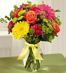 E216 Bright Days Ahead from Fabbrini's Flowers in Hoffman Estates, IL
